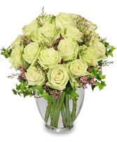 REMARKABLE ROSES Arrangement in Worthington, OH | UP-TOWNE FLOWERS & GIFT SHOPPE