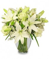 SIMPLICITY Arrangement in Conroe, TX | CONROE COUNTRY FLORIST AND GIFTS