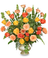 TIMELESS ROSES Arrangement in Rockville, MD | ROCKVILLE FLORIST & GIFT BASKETS