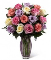 16-M1R Mixed Rose Bouquet