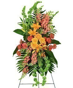 GLORIOUS LIFE Funeral Flowers