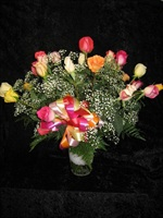 2 dz. Roses Arranged Many colors available
