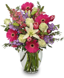 P.S. I Love You Bouquet