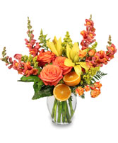 THE FLORIDIAN Arrangement in Ontario, OR | EASTSIDE FLORIST
