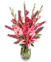 DREAMS COME TRUE Floral Arrangement in New Brunswick, NJ | RUTGERS NEW BRUNSWICK FLORIST
