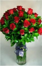 3 Dozen Long Stem Deluxe Roses
