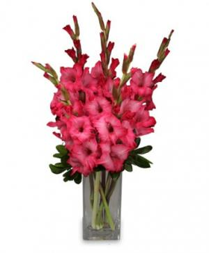 FILLED WITH GLADNESS Gladiolus Bouquet in Buda, TX | BUDAFUL FLOWERS