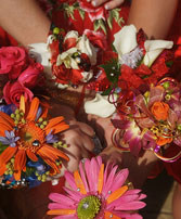 Array of Prom Corsages Prom Flowers in Bracebridge, ON | CR Flowers & Gifts ~ A Bracebridge Florist