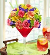 SANGRIA SURPRISE Arrangement in Springfield, MO | BLOSSOMS