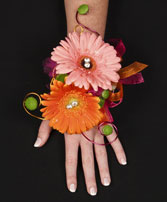 FUN GERBERA DAISIES Prom Flowers in Little Falls, NJ | PJ'S TOWNE FLORIST INC