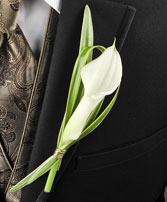 CLASSY CANDLELIGHT Prom Corsage in Michigan City, IN | WRIGHT'S FLOWERS AND GIFTS INC.