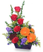 YOU'RE THE GREATEST! Flower Arrangement in Calgary, AB | MISTY MEADOW FLOWERS