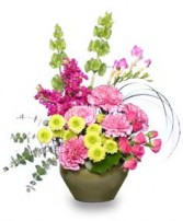 CHARMING COLLECTION of Fresh Flowers in Roanoke, VA | BASKETS & BOUQUETS FLORIST