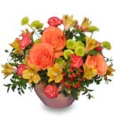 BRIGHT FLOR-ESSENCE Arrangement