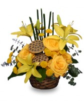 HAVE A VERY HAPPY DAY! Bouquet in San Leandro, CA | SAN LEANDRO BANCROFT FLORIST & LYNN'S FLORAL