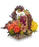 AFTERNOON PICNIC Basket in Catasauqua, PA | ALBERT BROS. FLORIST