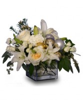 WINTER CELEBRATION of Fresh Flowers in El Cajon, CA | FLOWER CART FLORIST