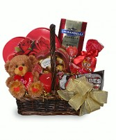 SWEETHEART BASKET Gift Basket in Ottawa, ON | MILLE FIORE FLORAL
