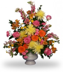 TWILIGHT SERENITY Sympathy Tribute in Pickens, SC | TOWN & COUNTRY FLORIST