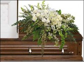 GARDEN ELEGANCE CASKET SPRAY Funeral Flowers in Grifton, NC | GRACEFUL CREATIONS FLORIST & GIFTS