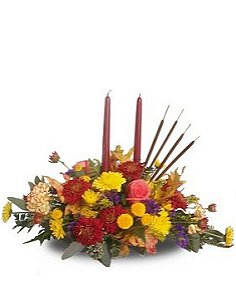 Thanksgiving Centerpiece  in Tigard, OR | A WILLIAMS FLORIST