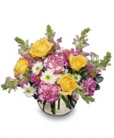DELTA SUNRISE Fresh Flowers in Prospect, CT | MARGOT'S FLOWERS & GIFTS