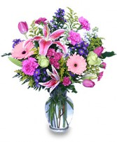 YOU'RE ONE IN A MILLION! Fresh Flowers in Leominster, MA | DODO'S PHLOWERS