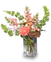 EARLY SPRING MORNING Flower Vase in Skippack, PA | AN ENCHANTED FLORIST @ SKIPPACK VILLAGE