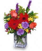 FLORAL TAPESTRY Bouquet of Flowers in Olds, AB | THE LADY BUG STUDIO