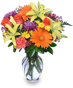 SEPTEMBER SUN Bouquet of Flowers in Elkton, MD | FAIR HILL FLORIST