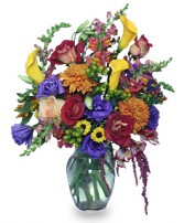 FLOWER STILL LIFE Arrangement in Hillsboro, OR | FLOWERS BY BURKHARDT'S