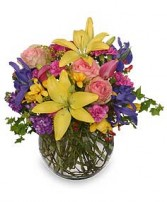 MOTHER NATURE'S EXPRESSION BOUQUET in Katy, TX | KD'S FLORIST & GIFTS