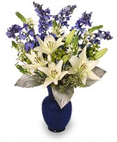 HAPPY HANUKKAH BOUQUET Holiday Flowers in Miami, FL | THE VILLAGE FLORIST