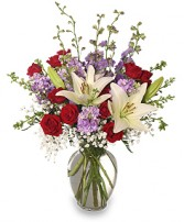 DELICATE DAZZLER Floral Arrangement