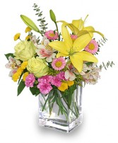 FLORAL FRESHNESS Spring Flowers in Palm Beach Gardens, FL | SIMPLY FLOWERS
