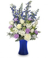 FESTIVAL OF FLOWERS Arrangement in Hockessin, DE | WANNERS FLOWERS LLC