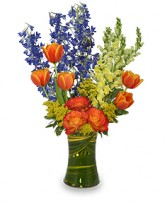 FALL EXTRAVAGANZA Bouquet of Flowers in Rockville, MD | ROCKVILLE FLORIST & GIFT BASKETS