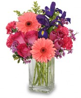 SUDDENLY SPRING Flower Arrangement in Clarksburg, MD | GENE'S FLORIST & GIFT BASKETS 