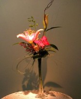 TOWER OF STARS Style in a Bud Vase