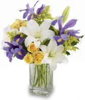 A LOVELY HARMONY BOUQUET in Clarksburg, MD | GENE'S FLORIST & GIFT BASKETS 