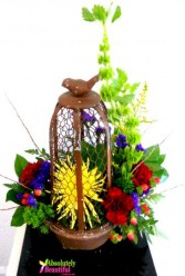 A NEST OF FLOWERS Exclusive Beyond The Ordinary
