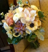 ALL DRESSED UP Bridal Bouquet