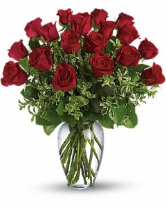 Always on My Mind - Long Stemmed Red Roses --- in Boonsboro, MD | Mountainside Florist