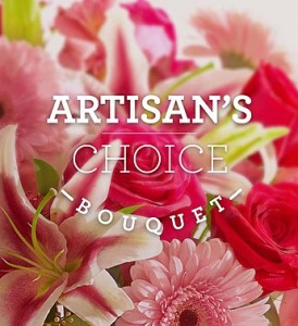 Artisan Bouquet  From our Weekly
