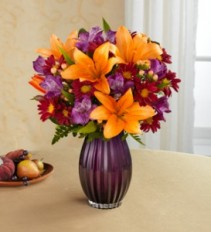Autumn Spendor Bouquet