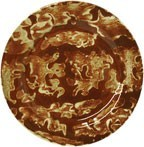 Batik Dinner Plate in Gulfport, MS | FLOWERS FOREVER & GIFTS
