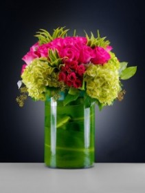 Bella Vase arrangement