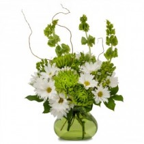 Bells and Willow Vase