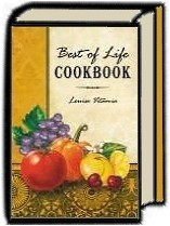 BEST OF LIFE COOKBOOK by Louise Vitamia and Vitamia Family of River Edge, New Jersey in River Edge, NJ | Cestino Doro