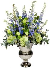 BLUE  SKY ARRANGMENT in Rockville, MD | ROCKVILLE FLORIST & GIFT BASKETS